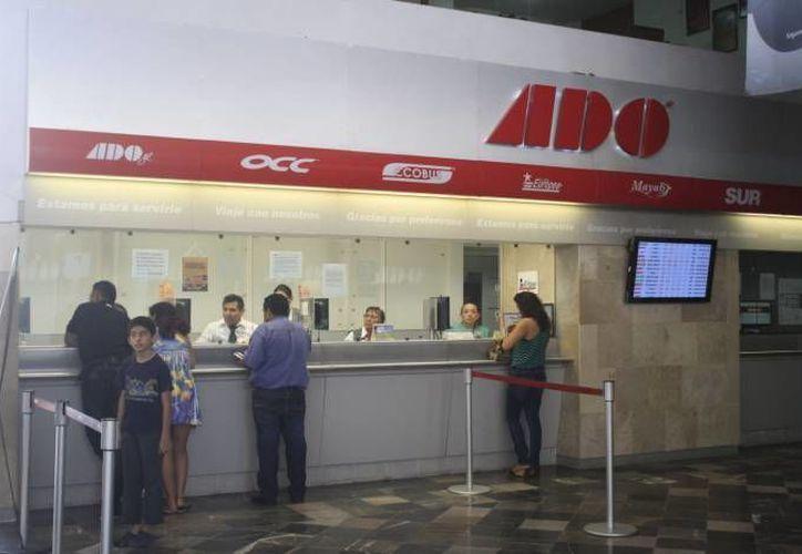 Los interesados deberán realizar un donativo en las taquillas de la terminal ADO en Chetumal. (Redacción/SIPSE)