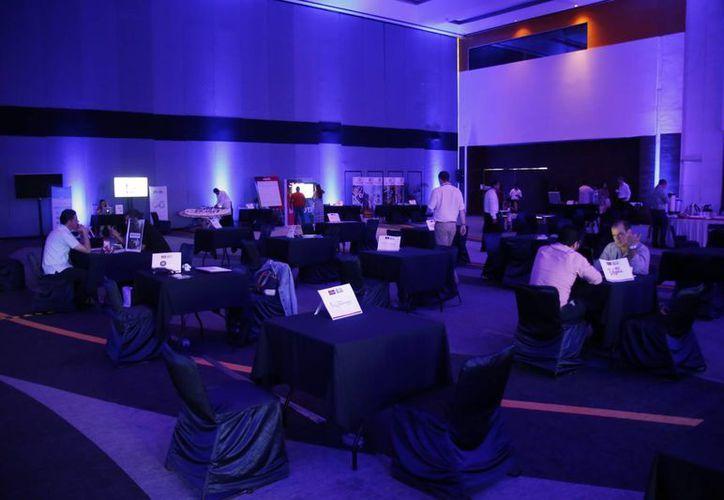 Las regiones turísticas son lugares excelentes para congresos y convenciones. (Israel Leal/SIPSE)