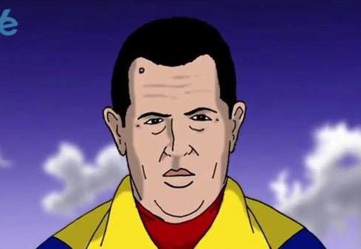 Los medios venezolanos vincularon la animación con la campaña presidencial de Nicolás Maduro. (YouTube)