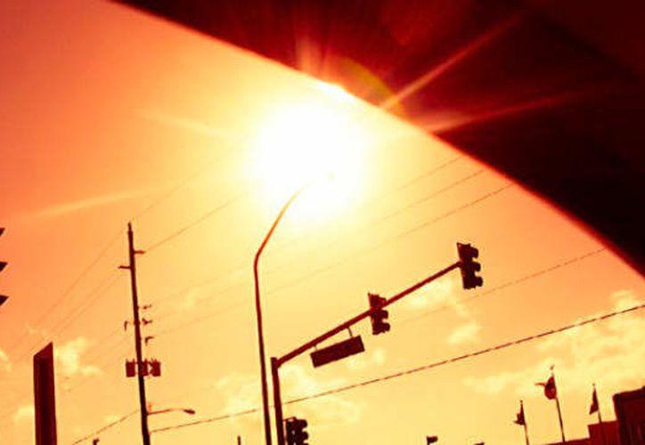 La Sierra de Sonora registró este miércoles 41 grados centígrados a la sombra. (La Voz de Michoacán)