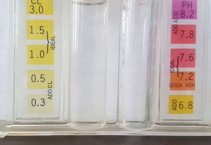 Congeladoras de Progreso detectaron que el agua potable del puerto no tiene cloro, lo que implica un riesgo de salud para los usuarios. (Milenio Novedades)