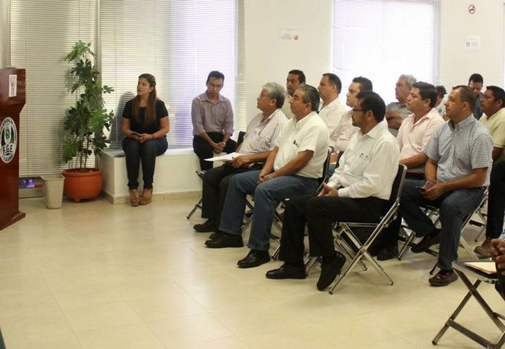 Ariel Aldecua Kuk, fiscal general del Estado, destacó que Yucatán está en condiciones de trabajar en la prevención dado los bajos índices de criminalidad que prevalecen. (Foto cortesía del Gobierno de Yucatán)