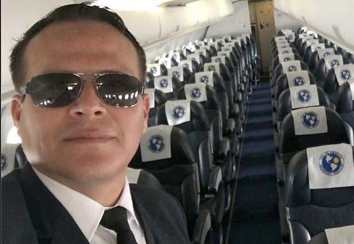 Luego de darse a conocer que la tripulación del avión que se estrelló en Colombia nunca fue alertada antes del avionazo, ahora se informa que el capitán del vehículo, Miguel Quiroga, era un desertor militar, por lo que enfrentaba un juicio. (Foto tomada de record.com)