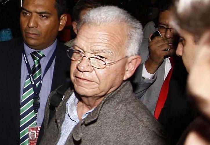 En Tabasco seguirán las actuaciones en torno a las acusaciones contra Andrés Granier Melo. (Notimex)