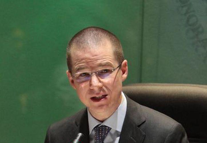 El presidente de la Mesa Directiva de la Comisión Permanente, Ricardo Anaya, citó a la próxima para el 4 de febrero, a las 11:00 horas. (Notimex)