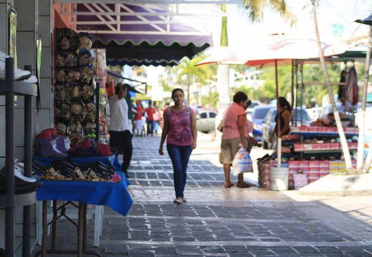 Las actividades se desarrollaron en la Explanada de la Bandera en Chetumal. (Harold Alcocer/SIPSE)