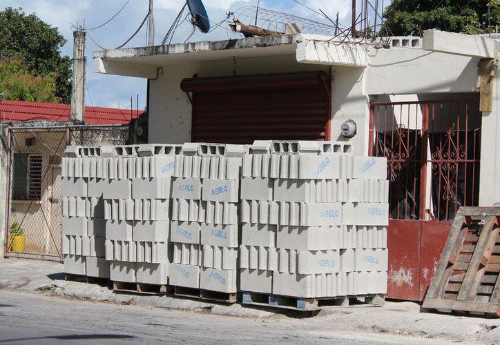 El presidente de la AMIC señaló que el año electoral complica a la industria de la construcción por las diversas limitaciones que impone. (Joel Zamora/SIPSE)