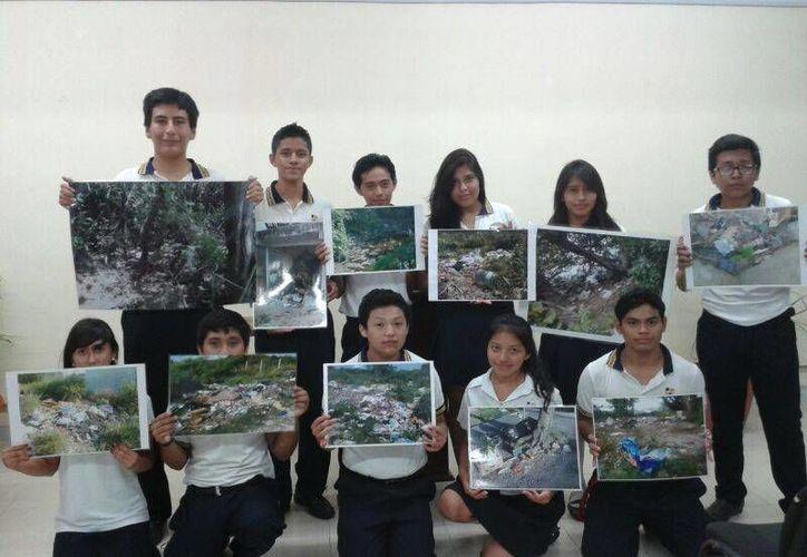 A través de fotografías quieren hacer conciencia sobre la ecología. (Sergio Orozco/SIPSE)