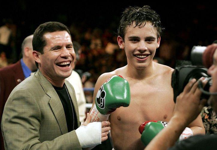 'El César del boxeo' asegura que no hay mexicano que se le compare, ni siquiera su hijo. (comerciolatino.ca)