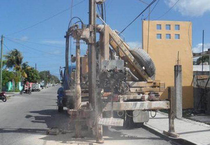 Los resultados de la empresa ganadora para la construcción de pozos se darán a conocer en septiembre. (Julián Miranda/SIPSE)