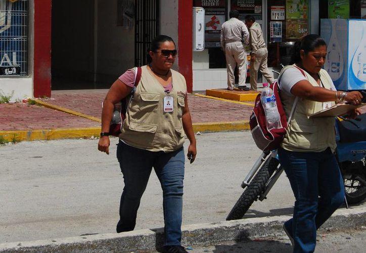 Los observadores no deben por ningún motivo obstruir el desarrollo de las actividades o manifestar inclinaciones partidistas. (Tomás Álvarez/SIPSE)