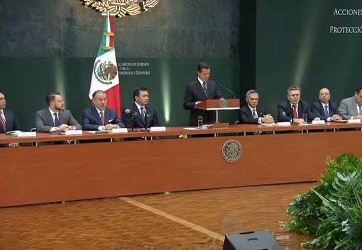 Se establecerá un esquema nacional de coordinación con los Estados. (Posta)