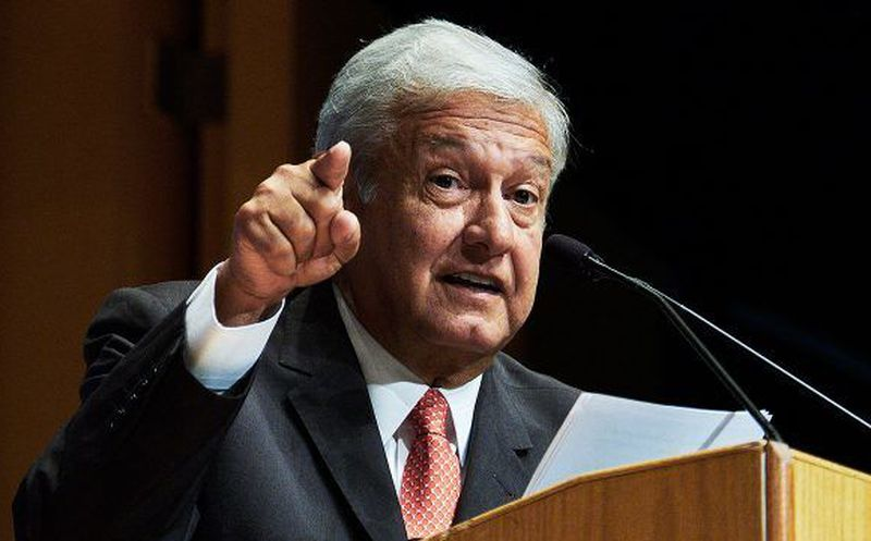 El candidato de la coalición 'Juntos Haremos Historia' habló sobre la generación del 40 mil empleos para Tabasco. (Foto: Forbes).