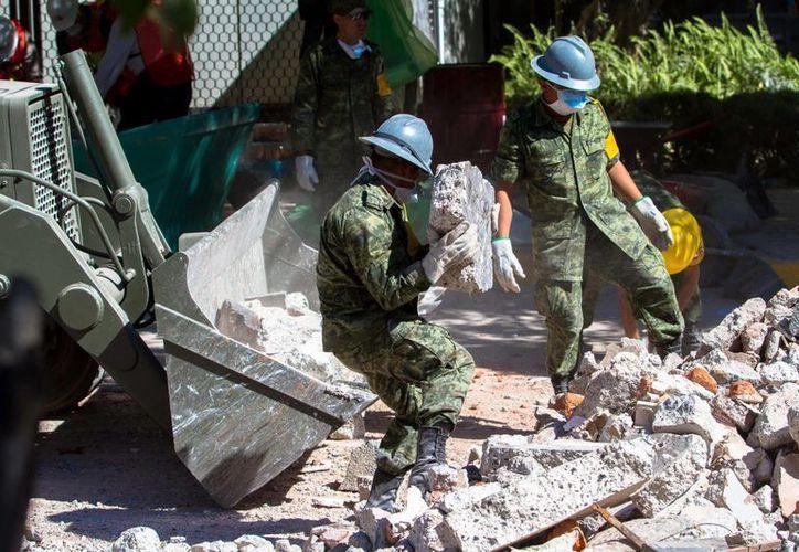 La explosión en el edificio de Pemex del DF causó originalmente 14 muertos el 31 de enero. (Notimex/Foto de archivo)