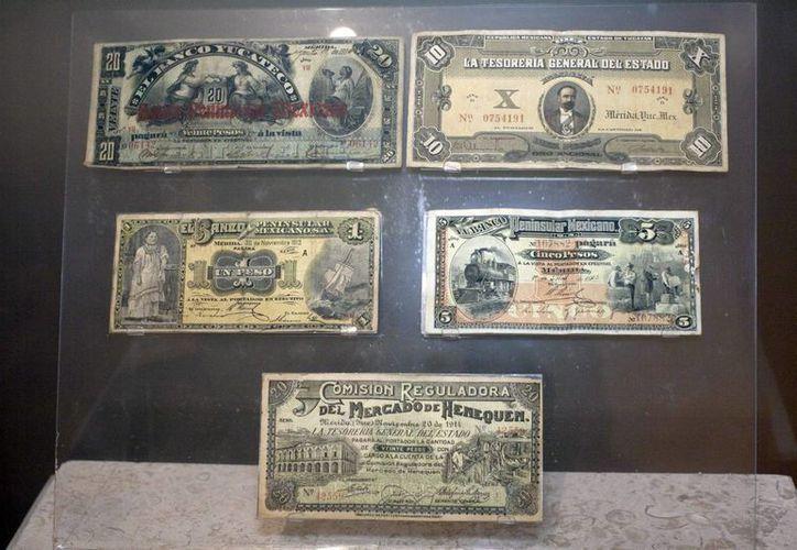 La numismática peninsular tuvo gran auge durante el periodo revolucionario. (Notimex)
