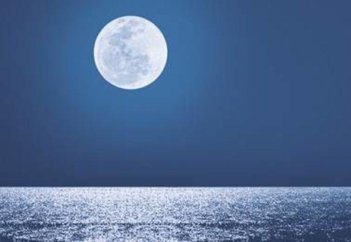 El 25 de diciembre la luna alcanzará su máximo tamaño. (Contexto/Internet)