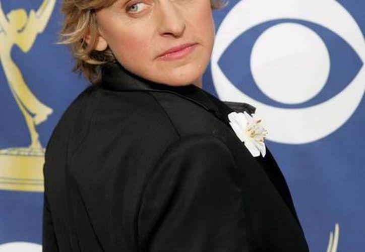 Ellen DeGeneres ya había presentado los premios en 2007. (Archivo/EFE)