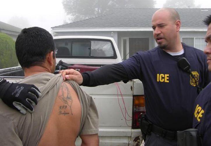 Los nexos entre la pandilla de Texas y narcos mexicanos se habrían extendido a Houston. (Agencias)