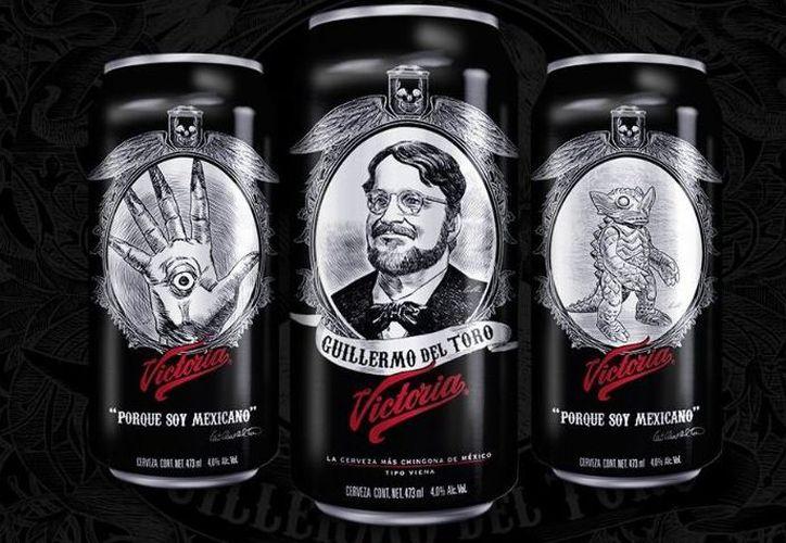 Guillermo del Toro dijo que arregló el malentendido con una marca cervecera que usó su imagen en latas de una edición especial del producto. (Agencia Reforma)