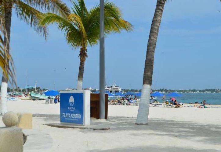 Quintana Roo cuenta con ocho playas con bandera azul. (Redacción/SIPSE)