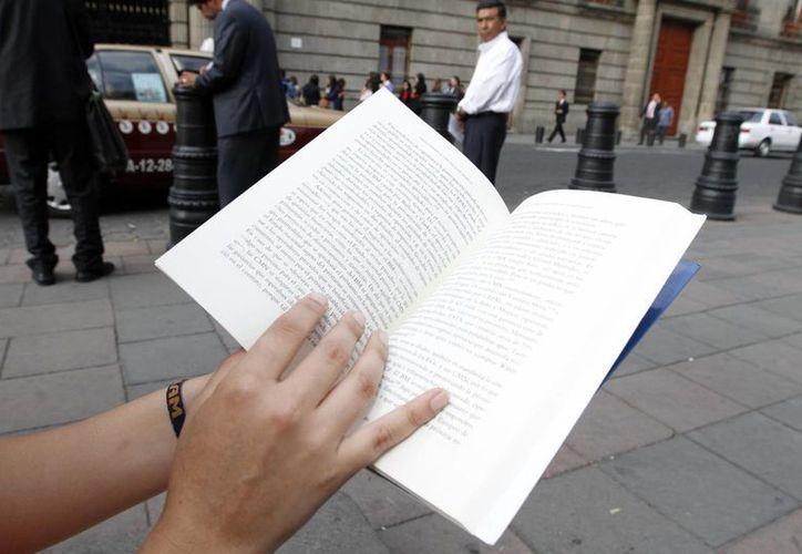 A través de la lectura empujarán la imaginación infantil. (Archivo/Notimec)