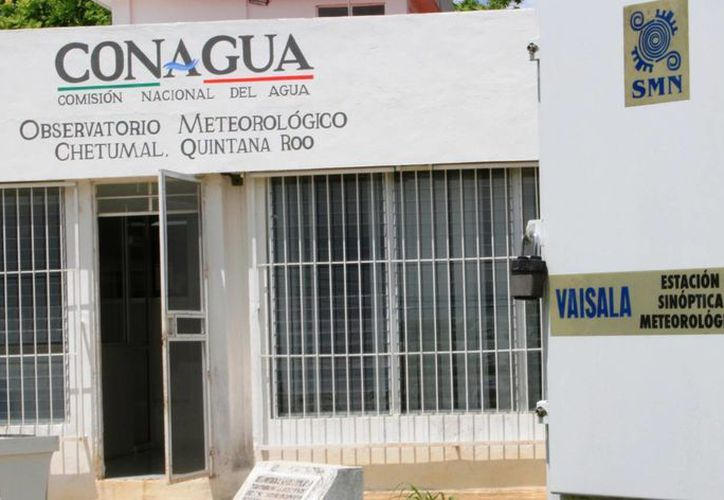 Las Estaciones Meteorológicas Automáticas no reciben mantenimiento semanal. (Ángel Castilla/SIPSE)