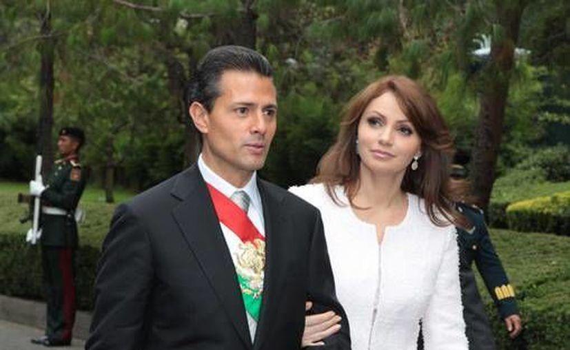 La esposa del Presidente aún no logra 'cerrar la imagen de Primera Dama'. (Facebook/Angélica Rivera)