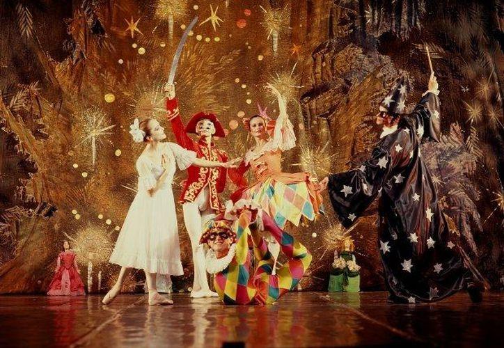El Cascanueces se ha convertido en clásico dentro de las puestas en escena de ballet. (Internet)