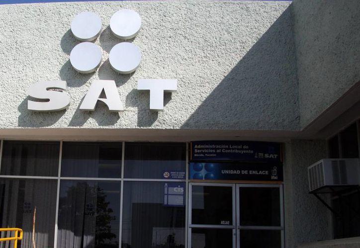 El sector empresarial yucateco planteará sus casos particulares con representantes del SAT. (Milenio Novedades)