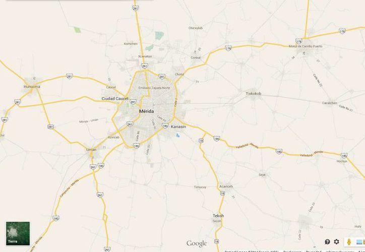 Las nuevas versiones de Google Maps permiten al usuario mayor precisión en las búsquedas de lugares. (Captura de pantalla)