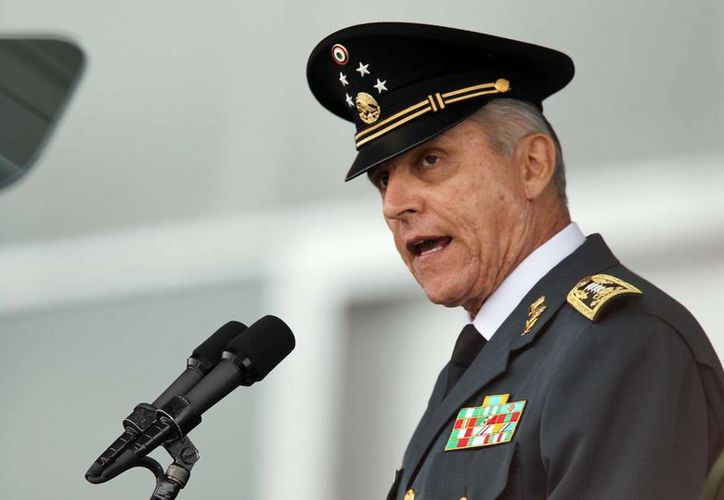 Cienfuegos indicó que México se proyecta como un actor con responsabilidad global. (Notimex)