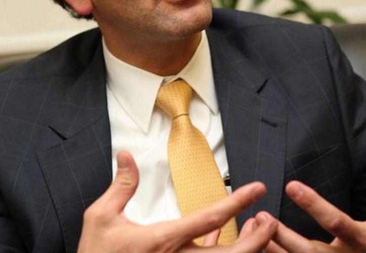 Córdova señaló al Congreso que el INE está dispuesto a colaborar en la elaboración de las leyes de la reforma político electoral. (Notimex)