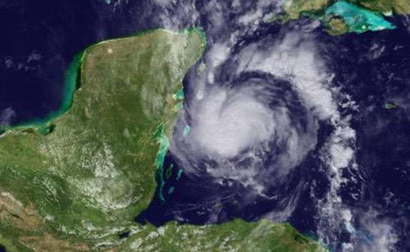 El pronóstico para este 2020 indica que se formarán cuatro huracanes intensos. (Archivo/Sipse)