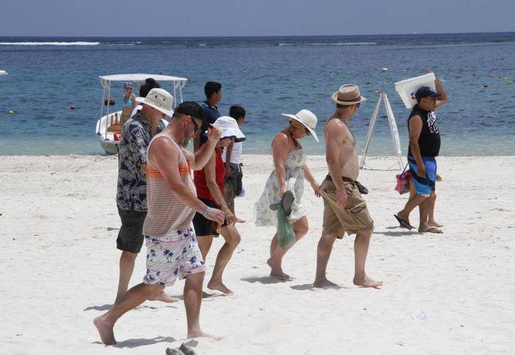 El arribo de visitantes comenzará a notarse a partir de julio y agosto. (Tomás Álvarez/SIPSE)