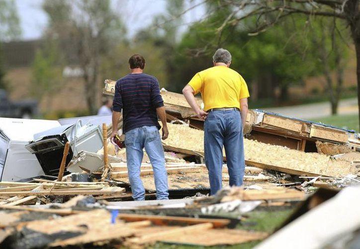 Los dos casos mortales se registraron en la localidad de Shawnee, a unos cuarenta kilómetros al este de la capital estatal, Oklahoma City. (Agencias)