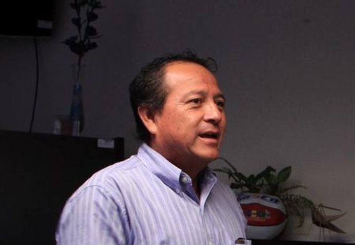 Pedro Carrillo: se cuenta con 40 instructores capacitados. (Milenio Novedades)