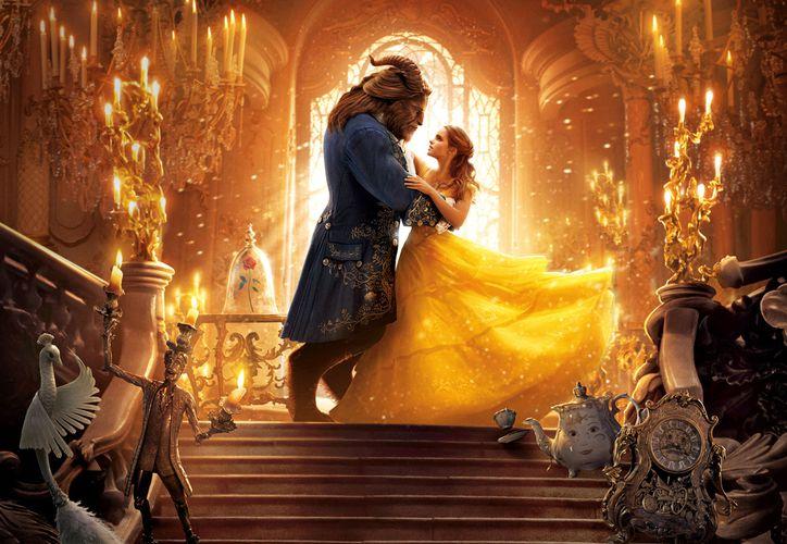 Entre las películas que más recaudaron encabeza el ranking La Bella y la Bestia con 1.263 millones de dólares. (Disney)