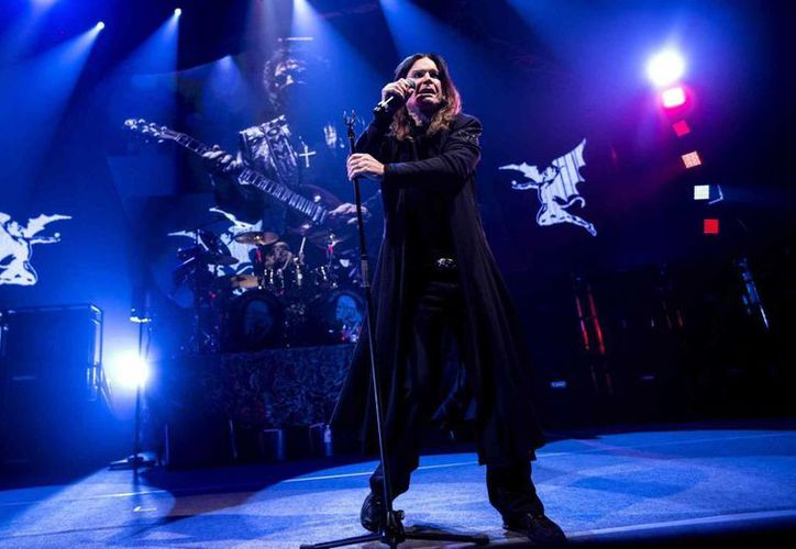 Black Sabbath se despedirá de los escenarios con su tour titulado 'The End', el cual inicia en México en noviembre próximo. (Archivo de AP)