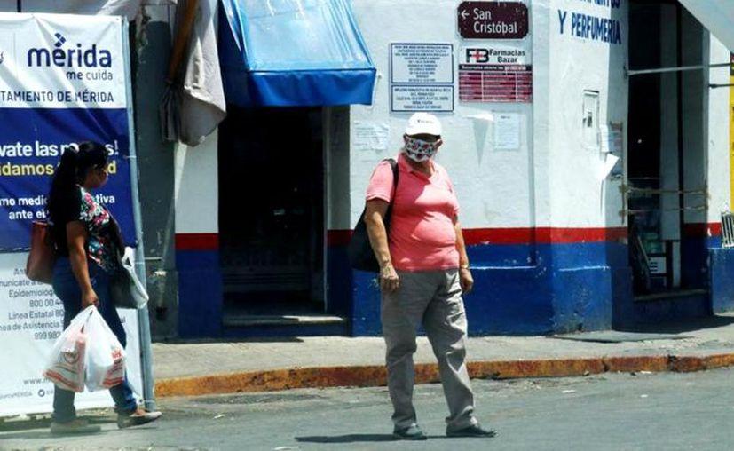 Se mantiene alto el número de contagios de Covid-19 en Yucatán. (Novedades Yucatán)