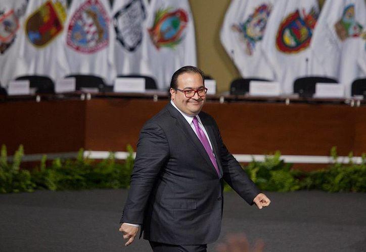 Javier Duarte abandonó el gobierno de Veracruz el martes. (Archivo/SIPSE)