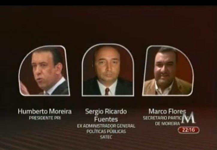 Al enterarse de las irregularidades en la deuda de Coahuila, Humberto Moreira, dijo, fue que decidió grabar el video que se presentó con Ciro Gómez Leyva. (Milenio.com)