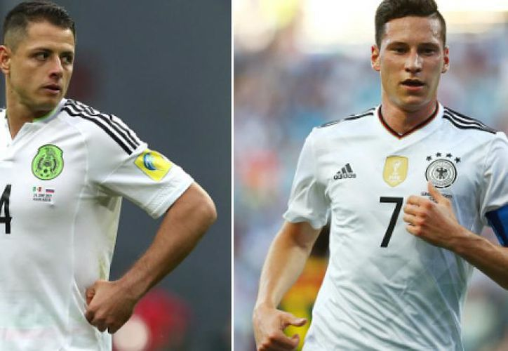 México tiene una racha de 2 victorias, 7 empates y 8 derrotas ante los alemanes. (Contexto)