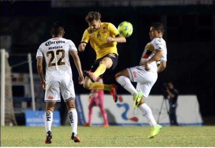 Venados no pudieron vencer a Leones Negros de la U de G este viernes en el estadio Carlos Iturralde. El juego quedó 1-1. (Fotos: Venados FC)