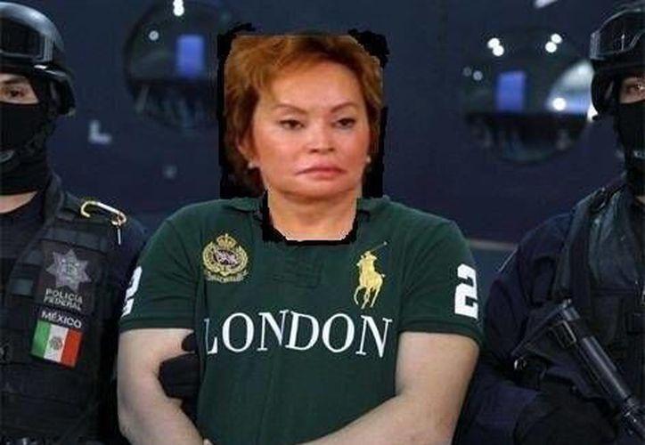La detención de Elba Esther se convirtió en Tending Topic en México. (Foto: Internet)