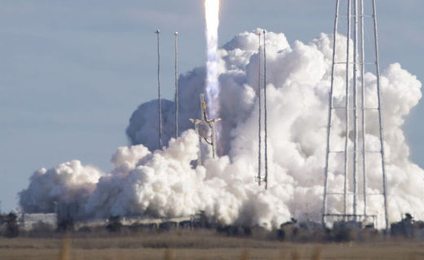 Aubrey Gemignani/NASA vía AP