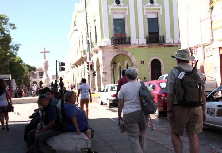 La actividad turística en la entidad se ha consolidado en los últimos años. Anuncian en Mérida el  primer Congreso regional de la industria de turismo de reuniones del Mundo Maya. (Milenio Novedades)