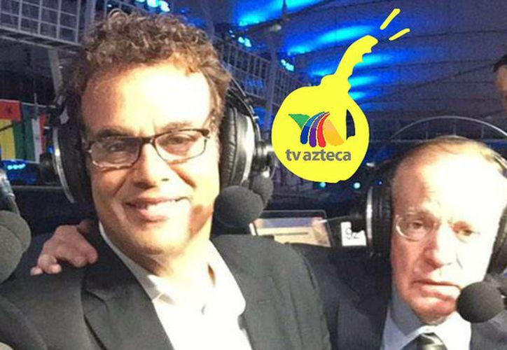 Se alistan Joserra y Faitelson para Mundial de Rusia 2018 en TvAzteca. (Foto: Referee sportaiment)