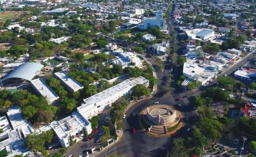La nueva estación informará sobre el estado de la calidad del aire en Yucatán.  (Christian Coquet/Sipse)