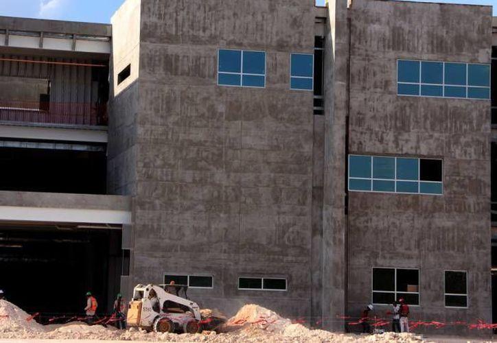 Mientras que la construcción del hospital de Ticul se ha visto comprometida por un litigio, se estima que el hospital de Tekax quedaría concluído en el primer trimestre de 2017. (Milenio Novedades)