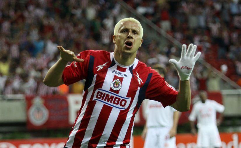 Con Guadalajara, Bautista fue campeón en el Apertura 2006. (Foto: Contexto/Internet)